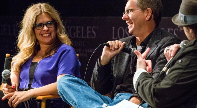 'Frozen' Writer Directors Jennifer Lee & Chris Buck