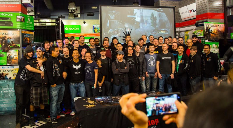 Respawn Titanfall Development Team – Titanfall Launch