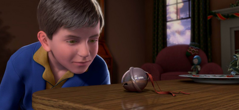 The Polar Express - Uncanny Valley