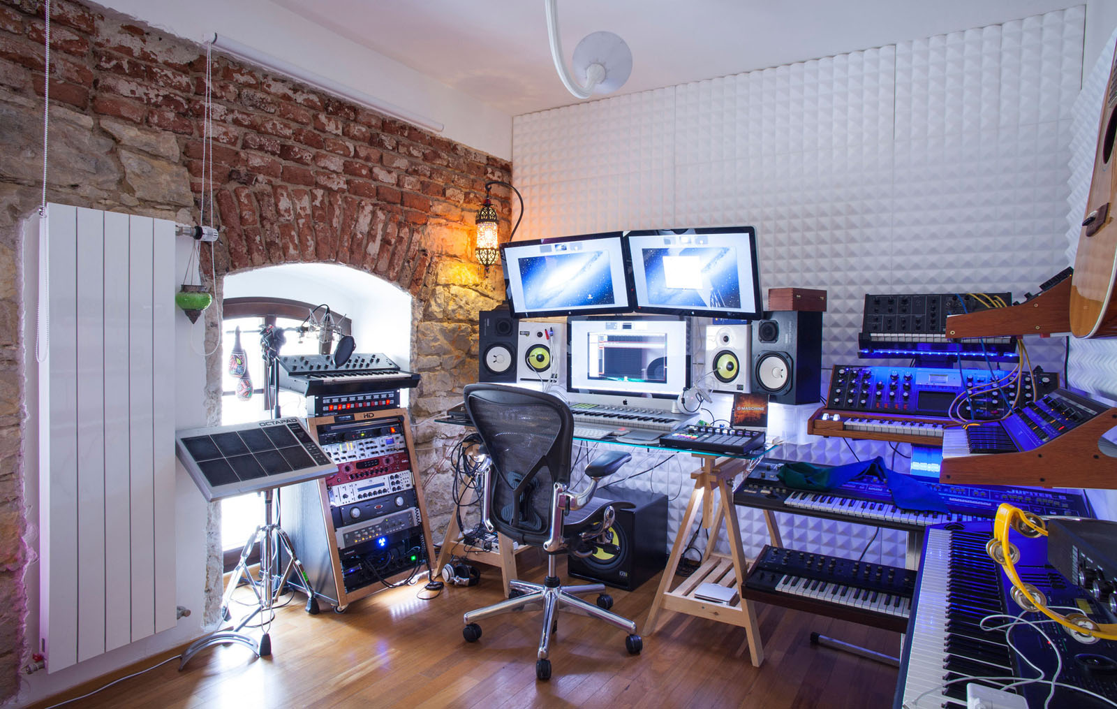Tips For Soundproofing Your Home Studio