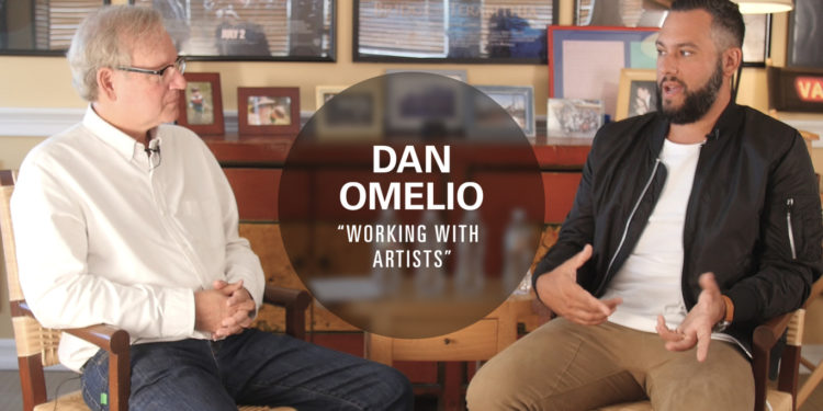 Dan Omelio 3 - Working With Artists