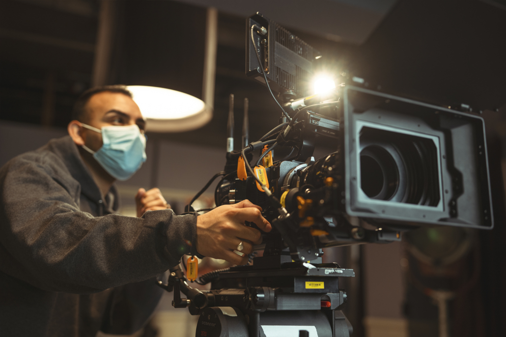 L.A. Film School COVID-19