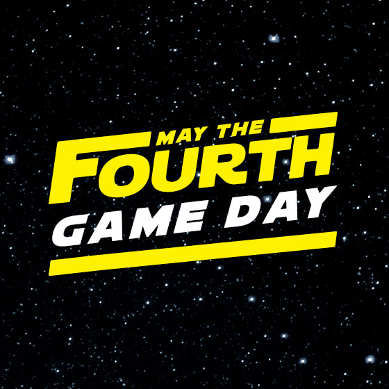 May the Fourth Game Day