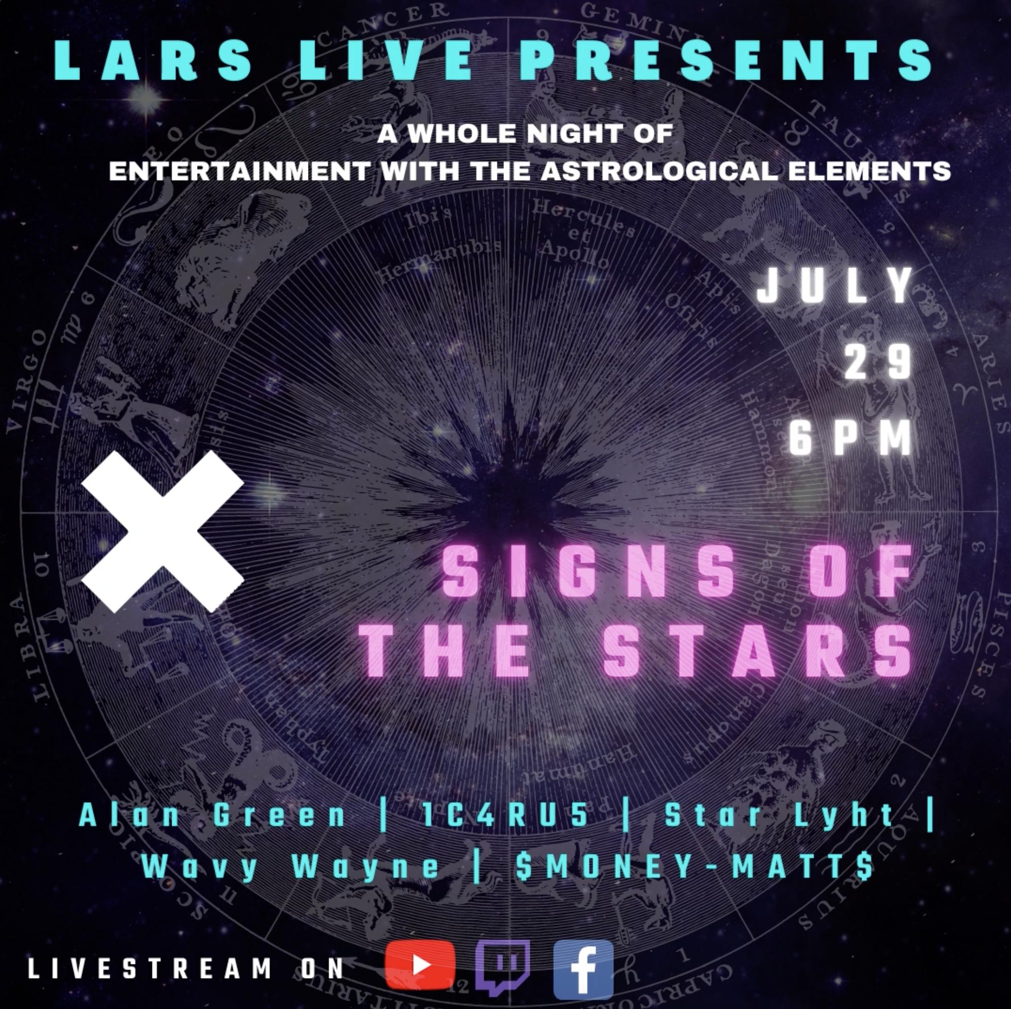 LARS Live - July 2021